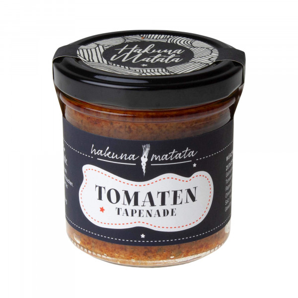 Tomaten Tapenade, Hakuna Matata