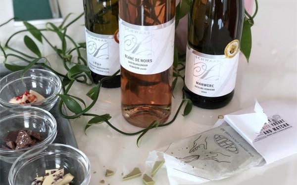 Weinwerkstatt: Wein & Schokolade