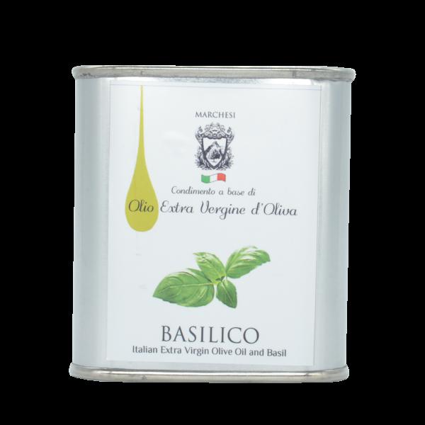 Marchesi Olivenöl BASILICO